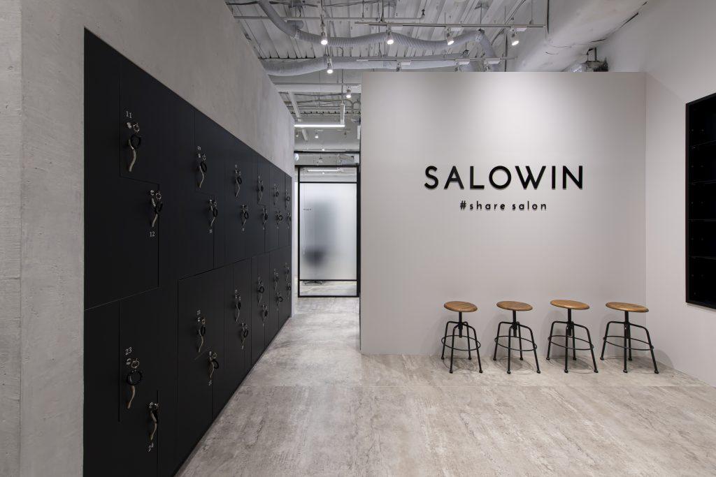SALOWIN銀座店|売上歩合80%還元のシェアサロン